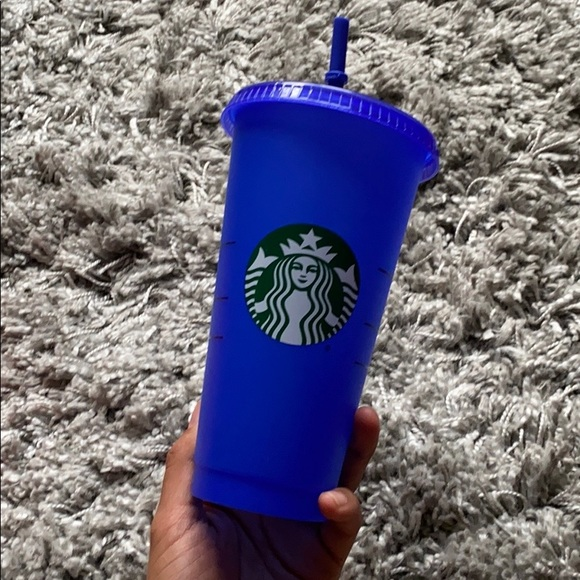 COPY - Starbucks Color Changing Cup